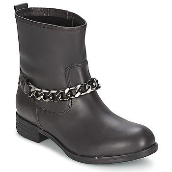 Chaussures Femme Boots Bocage MOANNA Gris
