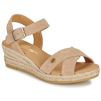 Schuhe Damen Sandalen / Sandaletten Betty London GIORGIA Maulwurf