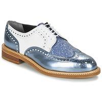 Schuhe Damen Derby-Schuhe Robert Clergerie ROELTM Blau / Weiß