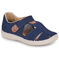Schuhe Jungen Sandalen / Sandaletten Citrouille et Compagnie GUNCAL Marineblau