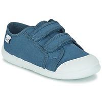 Schuhe Kinder Sneaker Low Citrouille et Compagnie GLASSIA Blau