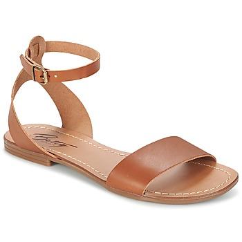 Schuhe Damen Sandalen / Sandaletten Betty London GIMY Camel