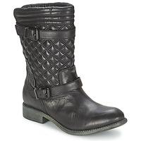 Chaussures Femme Boots Aldo GRAECLYA Noir