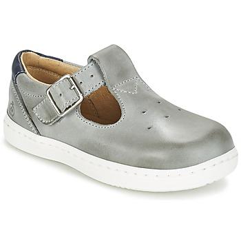 Schuhe Jungen Sandalen / Sandaletten Citrouille et Compagnie GALCO Grau