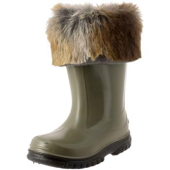 Chaussures Fille Bottines Romika Westland 05011 vert