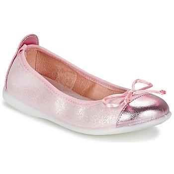 Scarpe Bambina Ballerine Citrouille et Compagnie GRAGON Rosa / Pailleté