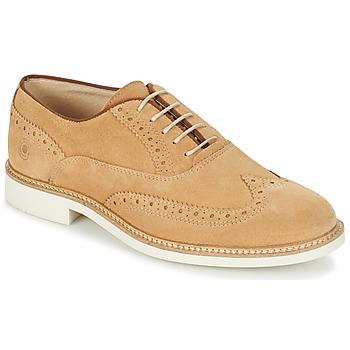 Schuhe Herren Derby-Schuhe Casual Attitude GIPIJE Beige / Gelb