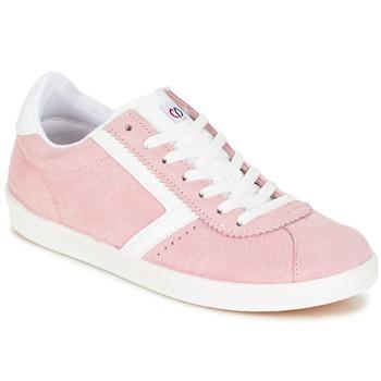 Schuhe Damen Sneaker Low Yurban GUELVINE Rose