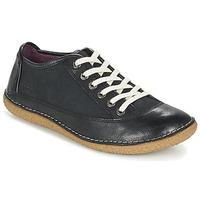 Chaussures Femme Derbies Kickers HOLLYDAY Noir
