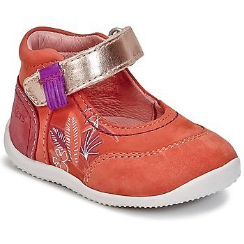 Schuhe Mädchen Ballerinas Kickers BIMAMBO Orange