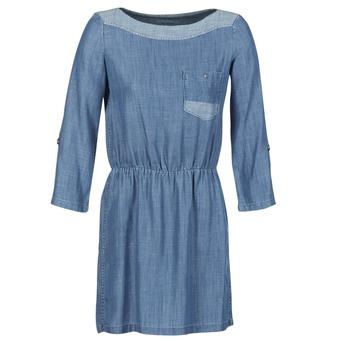 Kleidung Damen Kurze Kleider Esprit CHAVIOTA Blau