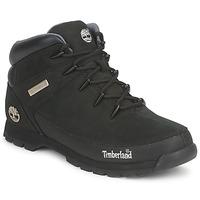 Chaussures Homme Boots Timberland EURO SPRINT HIKER Noir