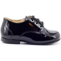 Chaussures Garçon Derbies & Richelieu Boni & Sidonie Chaussures cérémonies - PHILIPPE Vernis Noir
