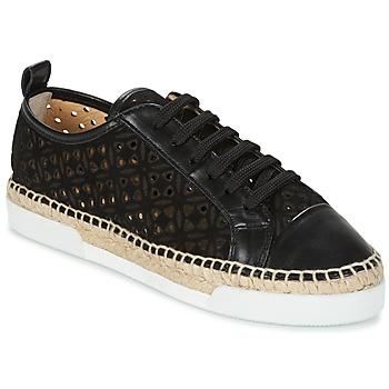 Schuhe Damen Sneaker Low Sonia Rykiel 622348 Schwarz