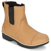 Schuhe Damen Boots Sorel MEADOW CHELSEA Beige