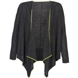 Vêtements Femme Gilets / Cardigans Kookaï ALISSON Gris