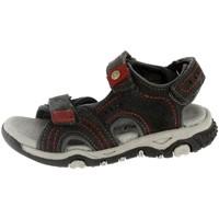 Chaussures Fille Sandales et Nu-pieds Mod'8 549340 gris