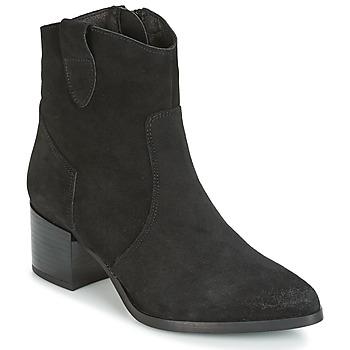 Schuhe Damen Low Boots Vero Moda NAJA Schwarz