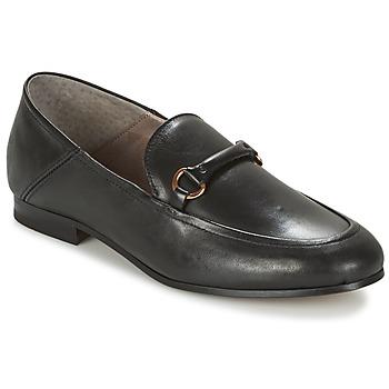 Chaussures Femme Mocassins Hudson ARIANNA Noir