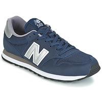 Schuhe Herren Sneaker Low New Balance GM500 Marineblau