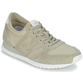 Schuhe Damen Sneaker Low New Balance WL420 Beige