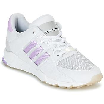Chaussures Femme Baskets basses adidas Originals EQT SUPPORT RF W Blanc