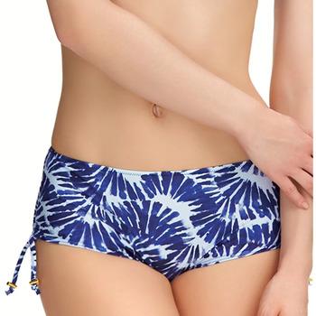 Vêtements Femme Maillots de bain séparables Fantasie Bas de maillot de bain shorty Lanai nightshade Bleu