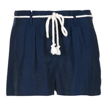 Kleidung Damen Shorts / Bermudas Casual Attitude IGRETTE Marine