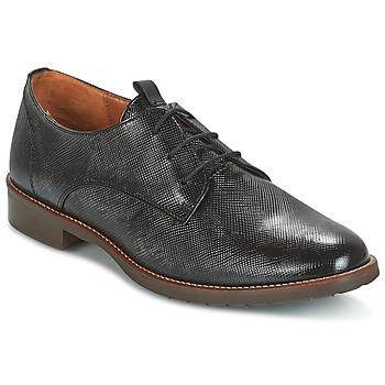 Chaussures Femme Derbies Heyraud FANFAN Noir