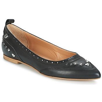 Chaussures Femme Ballerines / babies Love Moschino JA11010G14 Noir