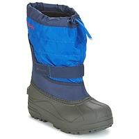 Chaussures Enfant Bottes de neige Columbia YOUTH POWDERBUG™ PLUS II Marine