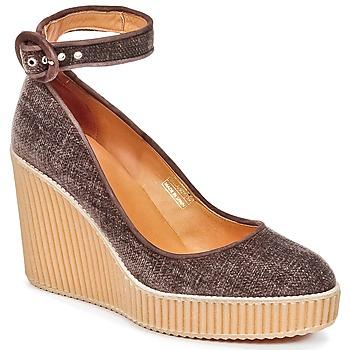 Schuhe Damen Pumps Castaner QUINTAY Braun,