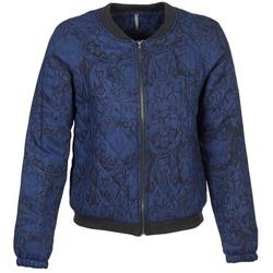 Kleidung Damen Jacken Naf Naf LORRICE Blau