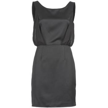 Abbigliamento Donna Abiti corti Naf Naf LYCOPINE Nero