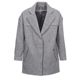 Kleidung Damen Mäntel Naf Naf ADELI Grau