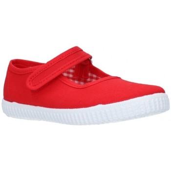 Chaussures Fille Ballerines / babies Batilas 51301 Niña Rojo rouge