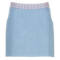Vêtements Femme Jupes Yurban GRIU Bleu