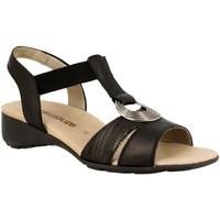 Chaussures Femme Sandales et Nu-pieds Remonte Dorndorf r5273 noir