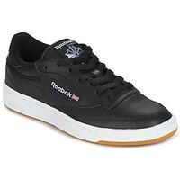 Chaussures Baskets basses Reebok Classic CLUB C 85 C Noir