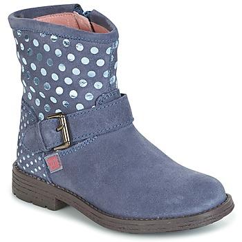 Schuhe Mädchen Boots Agatha Ruiz de la Prada VAGABUNDA AGATHA Blau
