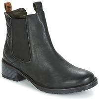 Chaussures Femme Bottines Barbour LATIMER Black