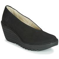 Schuhe Damen Pumps Fly London CUPIDO Schwarz