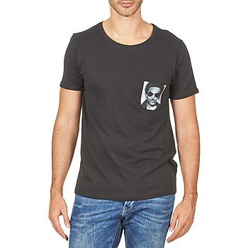 Abbigliamento Uomo T-shirt maniche corte Eleven Paris LENNYPOCK Bianco