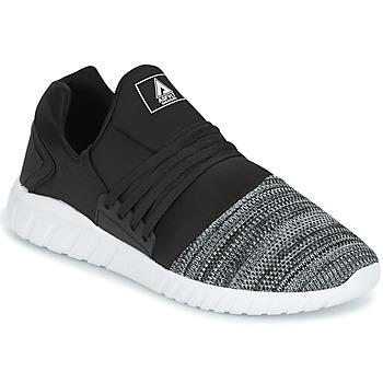 Chaussures Homme Baskets basses Asfvlt AREA LOW Noir / Blanc