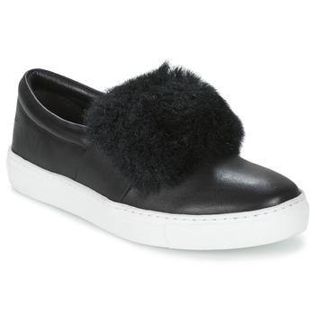 Schuhe Damen Slip on Les Tropéziennes par M Belarbi LEONE Schwarz