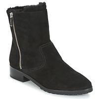 Schuhe Damen Boots MICHAEL Michael Kors ANDI FLAT BOOTIE Schwarz