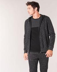 Kleidung Herren Sweatshirts Yurban IHEMEL Schwarz
