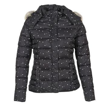 Abbigliamento Donna Piumini Kaporal BASIL Nero