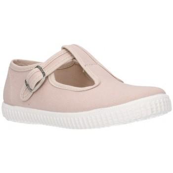 Chaussures Garçon Ballerines / babies Batilas 52601 Niño Hielo bleu