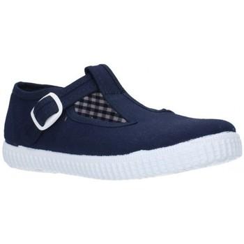 Chaussures Femme Baskets basses Batilas 52601 Niño Azul marino bleu